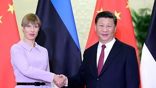 China, Estonia vow to advance bilateral ties a step further