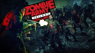 Lets KILL ZOMBIE HITLER!   Zombie Army Trilogy PC Multiplayer Gameplay EP1   Lets Play
