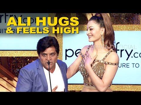 Ali's Comedy Act With Urvashi Rautela