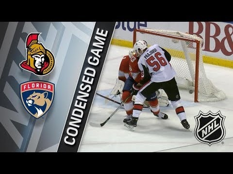 Ottawa Senators vs Florida Panthers – Mar. 12, 2018 | Game Highlights | NHL 2017/18. Обзор