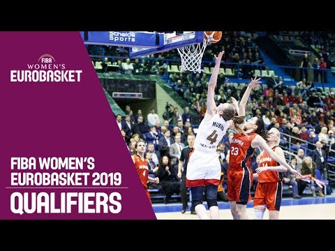 Russia v Albania - FIBA Women's EuroBasket 2019 Qualifiers