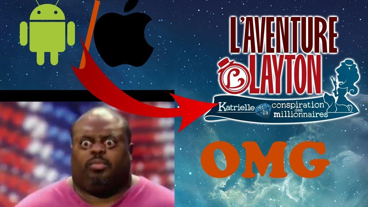 ET LA TÉLÉCHARGER 3DS MILLIONNAIRES CONSPIRATION LAYTON KATRIELLE DES LAVENTURE