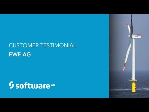 EWE AG Utilizes Software AG's Digital Business Platform in a move towards a sustainable future