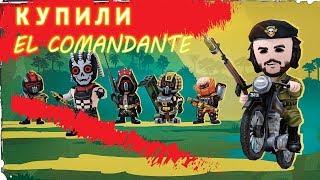 Pocket Troops ►► КУПИЛИ EL COMANDANTE!