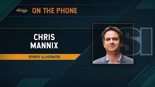 S.I.'s Chris Mannix Talks Clippers, Lakers, Rockets, Durant & More w/Dan Patrick | Full Interview