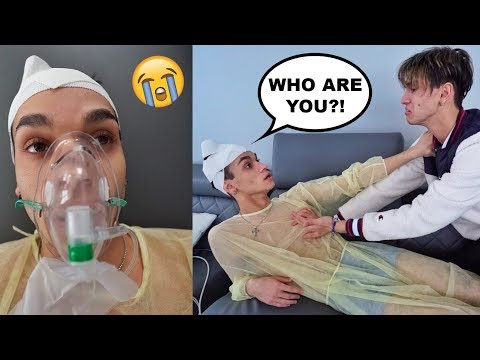 I LOST MY MEMORY PRANK ON TWIN BROTHER! (he cries)