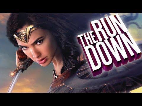 Wonder Woman Sequel Delayed & Disneyland Digs Indy - The Rundown - Electric Playground