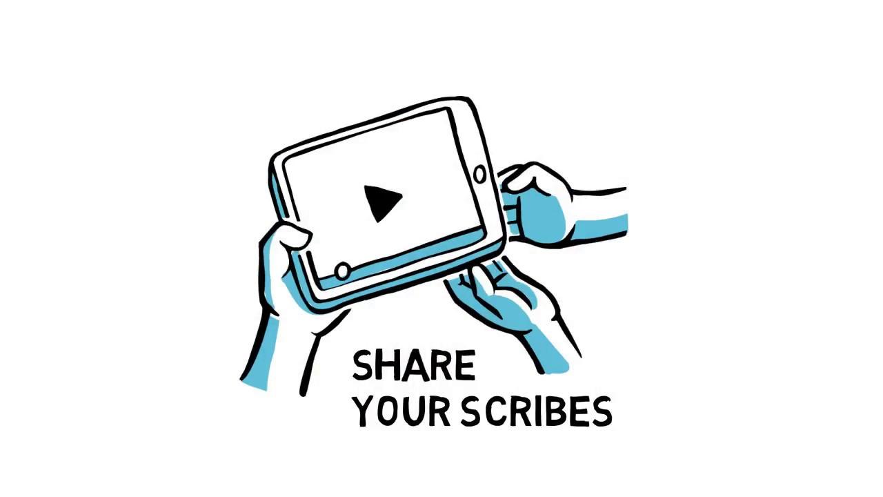 VideoScribe sample scribe