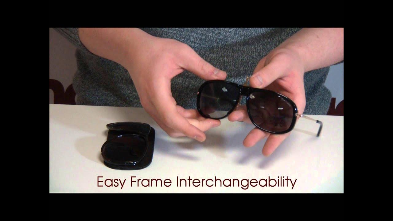 e848795d986 Tom Ford Robbie Sunglasses Video Review