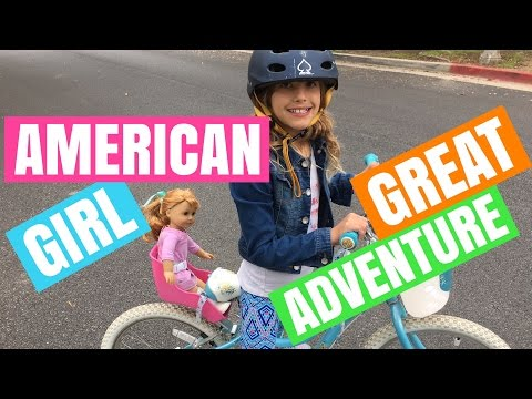American Girl Doll's Great Adventure