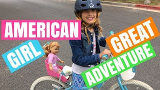 American Girl Doll's Great Adventure