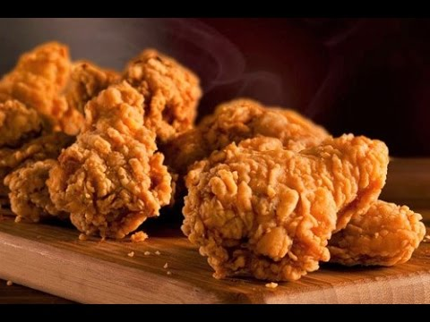 Crispy Spicy Fried Chicken Recipe - How To Make KFC fried Chicken