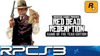 RPCS3 Red Dead Redemption | tutorial para emularlo.