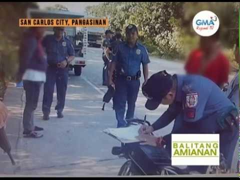Balitang Amianan: 2 Suspek Sa Pagpatay Sa Mag-asawa, Arestado