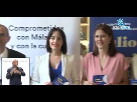 Noelia Losada, concejala de Cultura del Ayuntamiento, presenta la actividad
