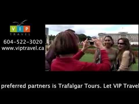 VIP Travel tour ideas - Trafalgar Tours