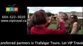 VIP Travel tour ideas - Trafalgar Tours