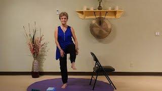 Vibrant Aging Yoga - Standing Yoga Series with Tatis Cervantes-Aiken