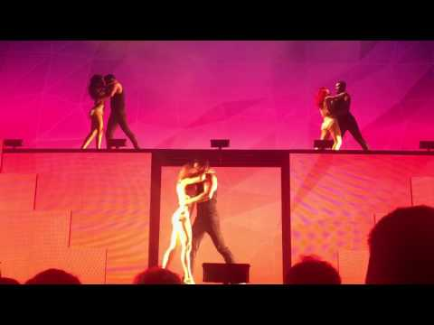 DWTS Live Hot Summer Nights Morristown NJ Shape of You