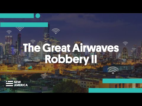The Great Airwaves Robbery II Will Taxpayers or Satellite Companies Receive $15-40 Billion?
