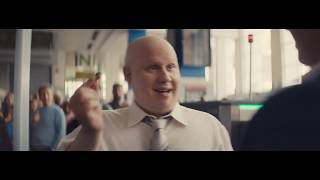 British Airways - Comic Relief £20m Thank You TV Advert