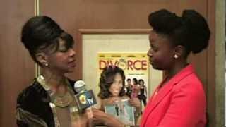 """OTRC with Gospel Rhythms.com """"The Divorce"""" Actress Jonelle Allen"""