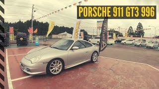 Tymczasem w Japonii - Łukasz przedstawia: Porsche 911 GT3 996 nowy zakup