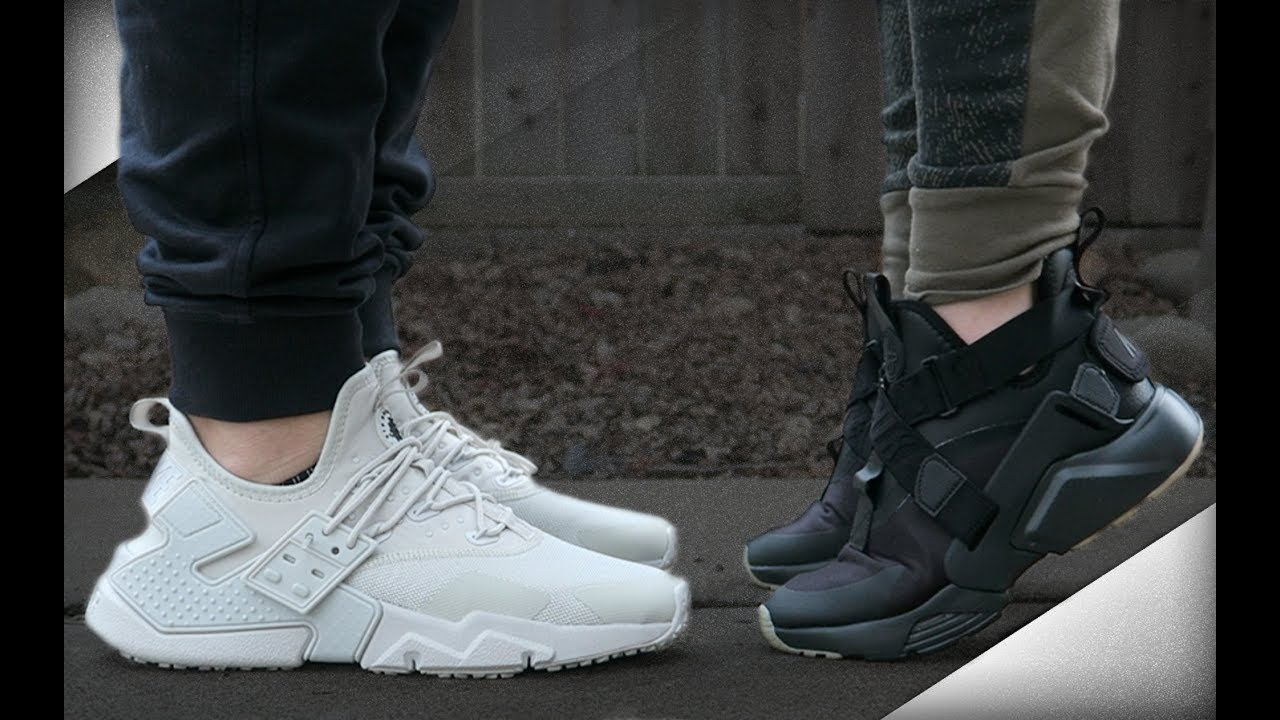 NIKE AIR HUARACHE DRIFT | NIKE AIR HUARACHE CITY