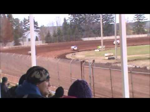Mod/Sportmod Heat 2 Langlade County Speedway 10/20/12