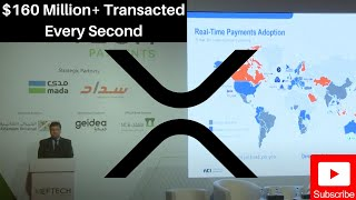 Ripple/XRP News: Partner Transfers $162 Million+ Every Second | No Big Deal...