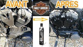 Comment utiliser Engine Brightener Harley Davidson ? #01