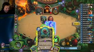 Odd Aggro Rogue vs Dead Man's Hand Warrior - Hearthstone