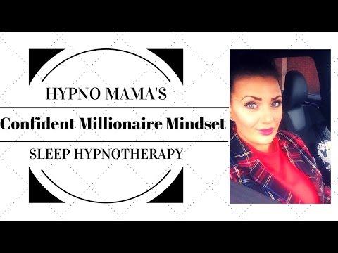 Sleep Hypnosis Confident Millionnaire mindset