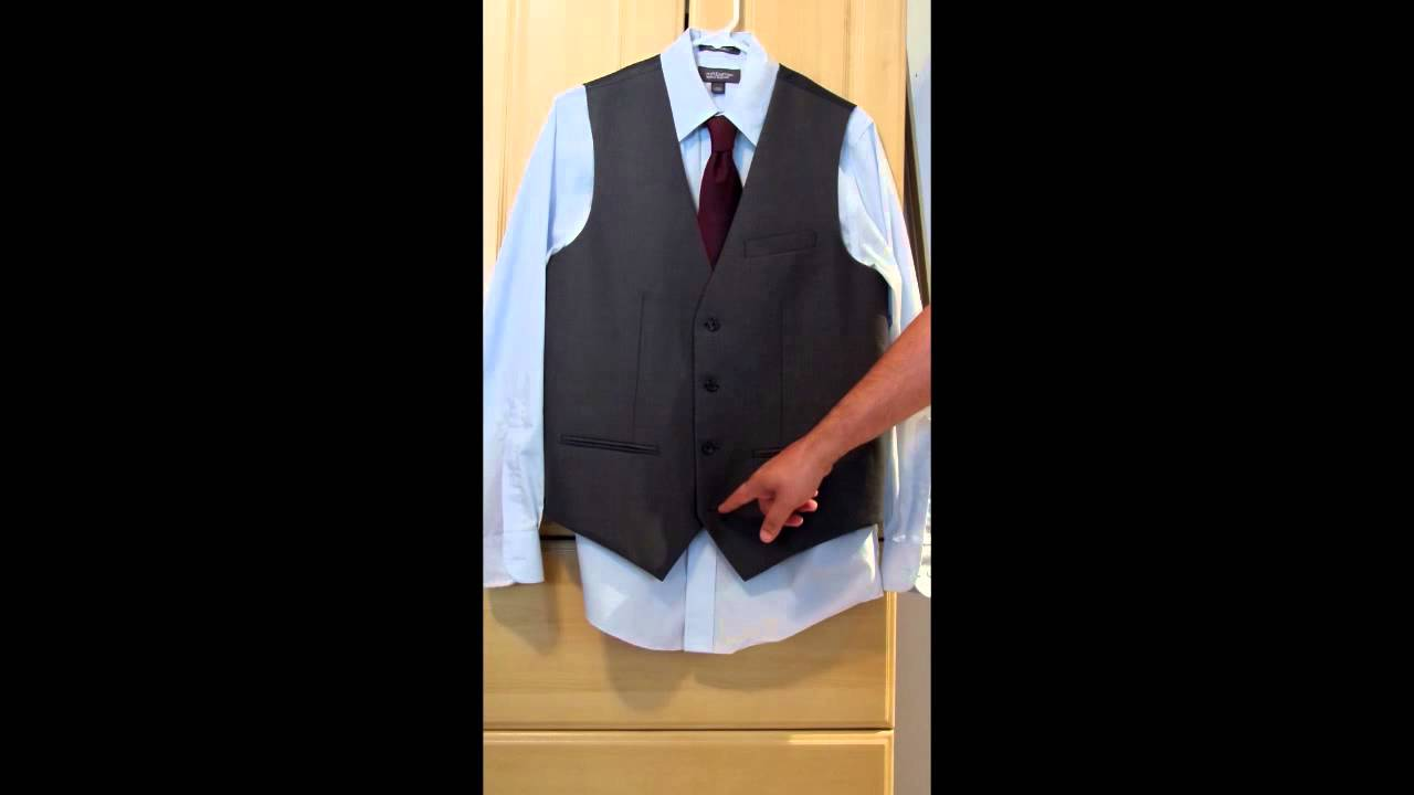 Mens jacket button rules - How To Properly Button A Vest A Quickie Fashion Tip