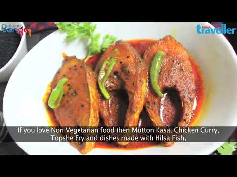 Outlook Traveller | Bengal Tourism | Kolkata - A Foodie's Paradise | AV Film