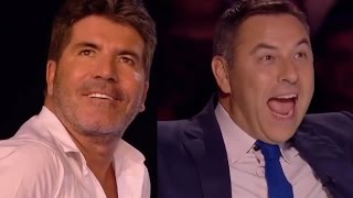 SURPRISED Judges  WERE FORCED  to TURN Arround!
