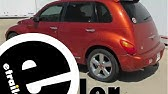etrailer | Trailer Wiring Harness Installation - 2004 Chrysler PT Cruiser -  YouTube | Pt Cruiser Trailer Wiring Harness |  | YouTube