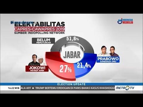 TKN Jokowi-Ma'ruf Amin Optimis Raup Suara Jabar