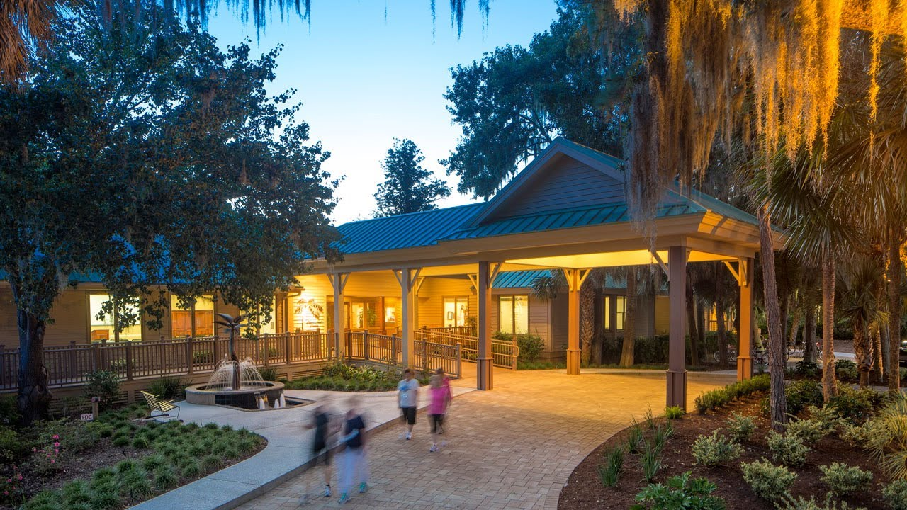 Hilton Head Health Weight Loss Spa And Health Resort