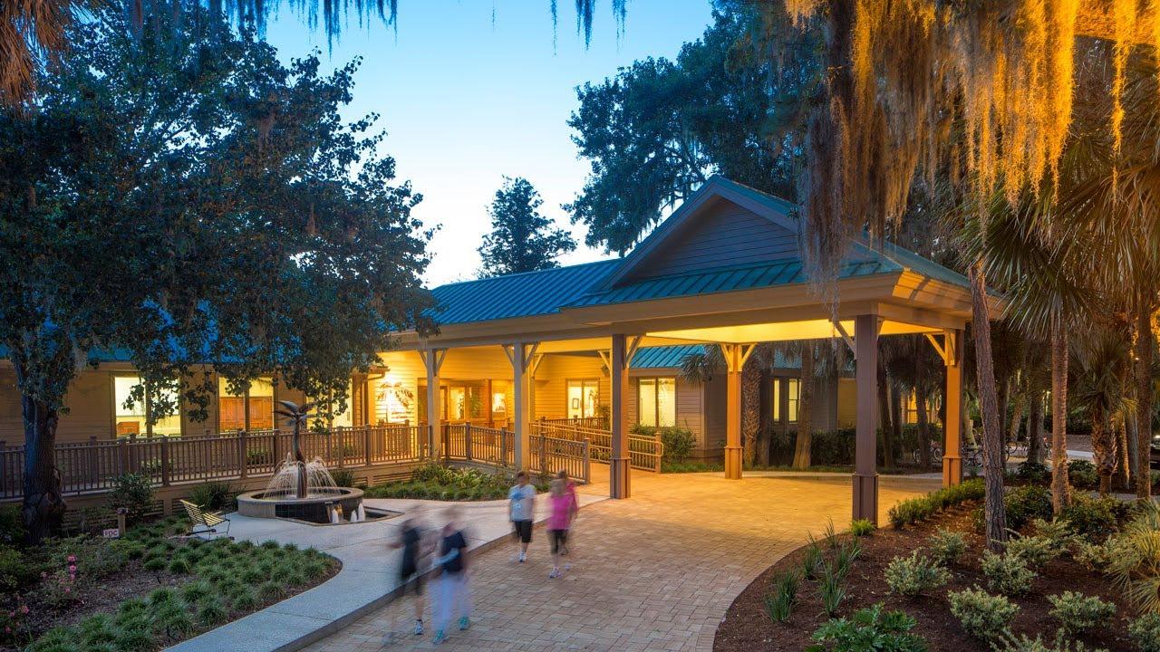 Hilton Head Health Weight Loss Spa And Health Resort Youtube