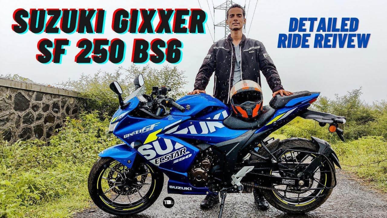Suzuki Gixxer SF 250 BS6   Price   Specs   Detailed Ride Review