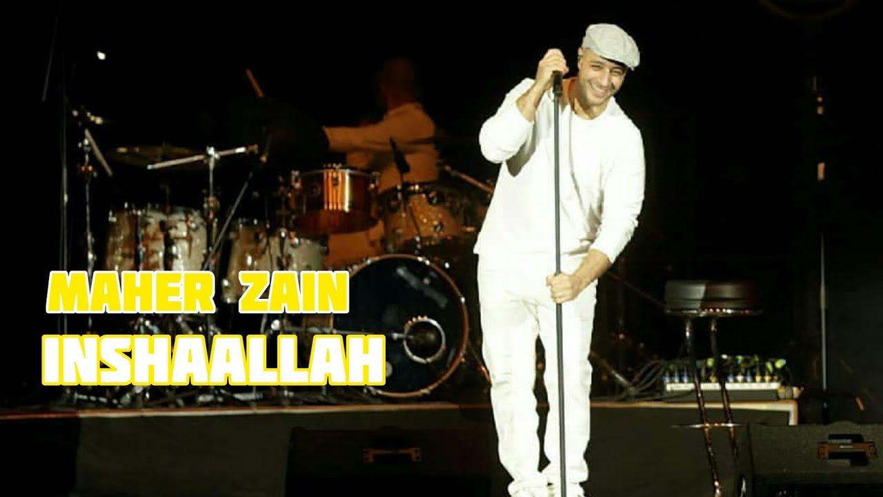 Maher Zain - InshaAllah | Maher Zain live performance barlin , Germany