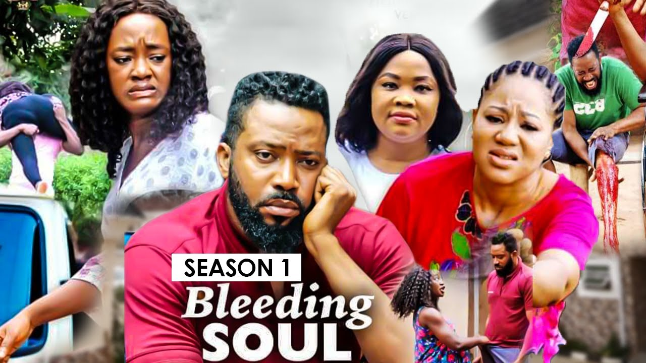 Download BLEEDING SOUL 1 - 2020 LATEST NIGERIAN NOLLYWOOD MOVIES
