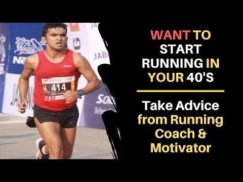 How to Start Running in your 40s | Important Advice from Running Coach & Motivator