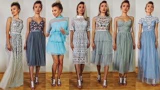 видео Красивые вечерние платья на свадьбу: как выбрать