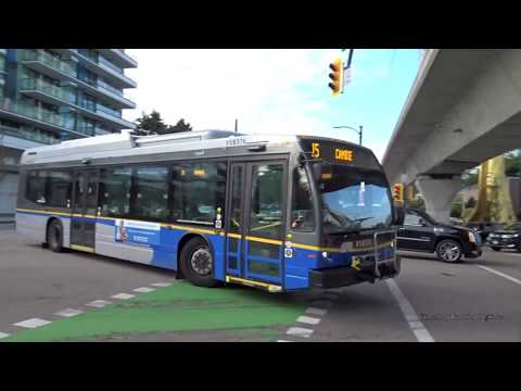 Transortation Of Vancouver, Canada 2019