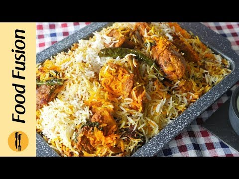 Special BBQ Chicken Biryani Recipe By Food Recipes