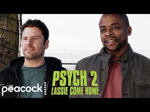 Psych 2: Lassie Come Home (Official Trailer) July 15th | Psych