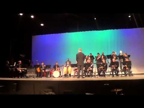 Cheltenham High School Jazz Band - Home Show