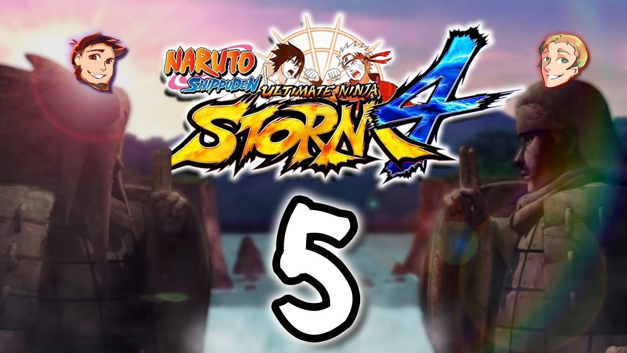 Naruto Ninja Storm 4: Incredible Content Ahead - EPISODE 5 - Friends  Without Benefits